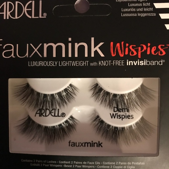 21af49104ad Ardell Makeup | 2day Only Faux Mink Eyelashes | Poshmark
